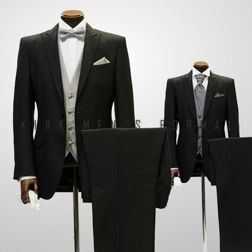aaeff666a9b03 ブラックスーツ(ゲストスーツ)