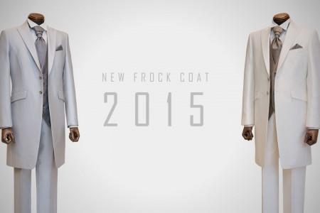 NEW FROCK COAT 2015