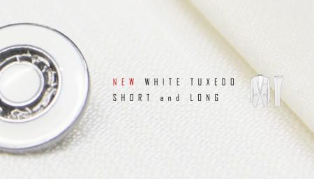 NEW WHITE TUXEDO