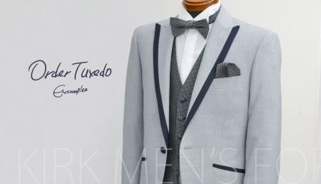 Order Tuxedo Exsamples