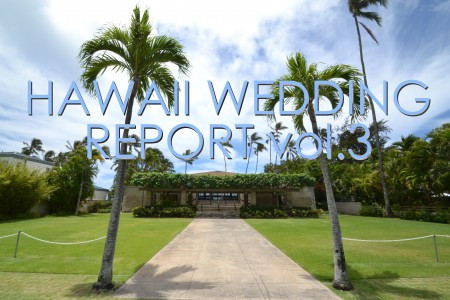 HAWAII WEDDING REPORT vol.3